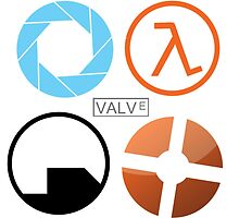 valve best games logos by MasterRacePC