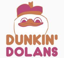 Dunkin' Dolans by Poyo
