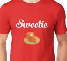 Sweetie Pie Cute Thanksgiving Meal Pumpkin  Unisex T-Shirt