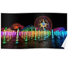 The Wonderful World of Color Poster