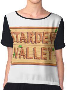 Stardew Valley Chiffon Top