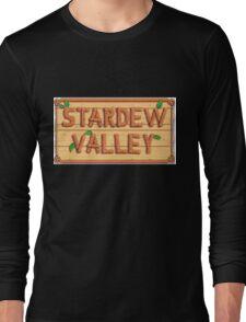 Stardew Valley Long Sleeve T-Shirt