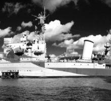 HMS Belfast Sticker
