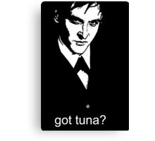 Got Tuna? Canvas Print