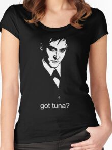 Got Tuna? Women's Fitted Scoop T-Shirt