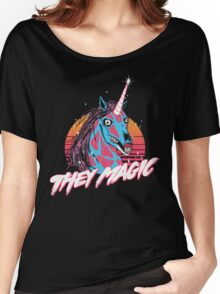 They Magic Women's Relaxed Fit T-Shirt