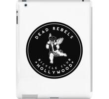 Dead Rebels Bicycle Club iPad Case/Skin