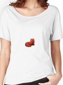 Red Fox Women's Relaxed Fit T-Shirt