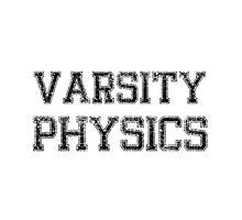 Varsity Physics Photographic Print