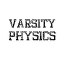 Varsity Physics Photographic Print