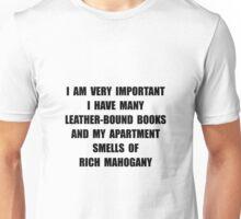 VIP Mahogany Unisex T-Shirt