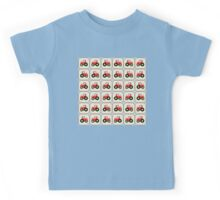 Toy tractor pattern Kids Tee
