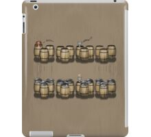 Famous Cats_ Barrels iPad Case/Skin