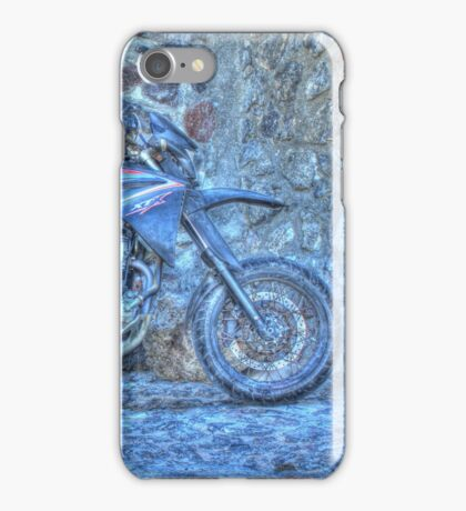Motorcycle HDR iPhone Case/Skin