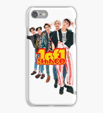 SHINee 1of1 . iPhone Case/Skin