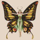 Butterfly Flapper by Ellador
