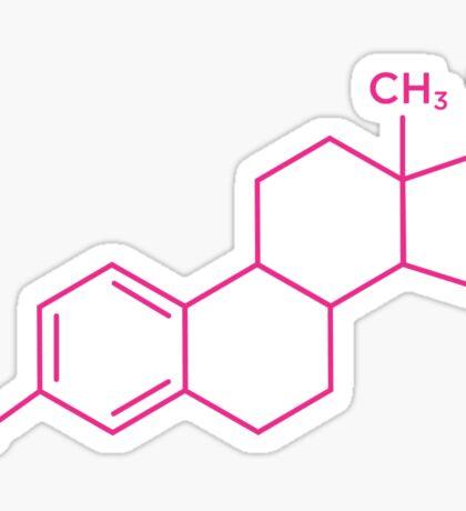 Estrogen Sticker