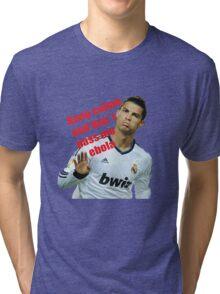 keep calm and don´t pass me ebola Tri-blend T-Shirt