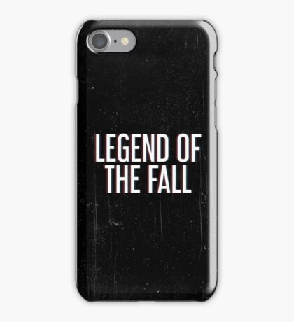 Legend Of The Fall iPhone Case/Skin