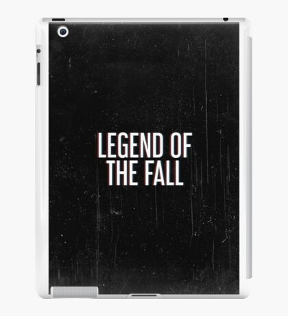 Legend Of The Fall iPad Case/Skin