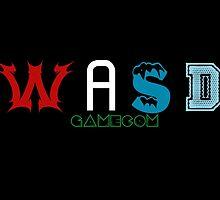 WASD GameCom by mfkrwill