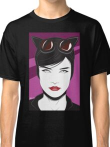 Cat Woman - Nagel Style Classic T-Shirt