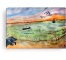 The Isle of Bobbert Canvas Print