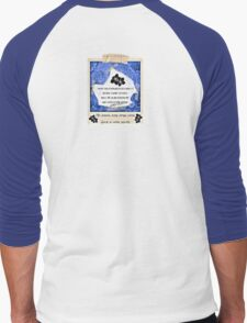 Black Orchid Men's Baseball ¾ T-Shirt
