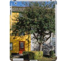 Monmouth Street - Lyme Regis iPad Case/Skin