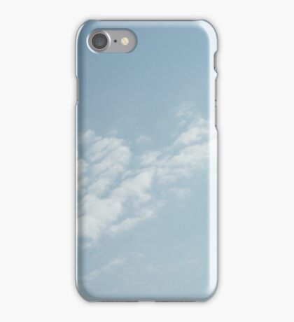 Blue Skys iPhone Case/Skin