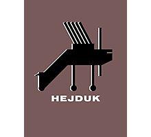 John Hejduk Victims Architecture T shirt Photographic Print