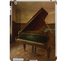 The piano song iPad Case/Skin
