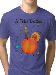 The Little Doctor Tri-blend T-Shirt