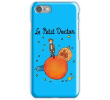 The Little Doctor iPhone Case/Skin