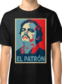Pablo Escobar Narcos Hope Poster Classic T-Shirt