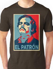 Pablo Escobar Narcos Hope Poster Unisex T-Shirt