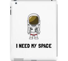 Need My Space iPad Case/Skin
