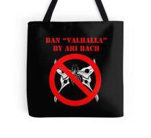 Ban Valhalla (Black Tote Bag) Tote Bag