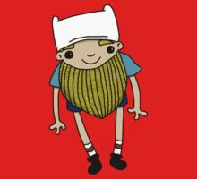 Adventure Beard  One Piece - Short Sleeve