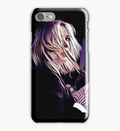 Cate iPhone Case/Skin