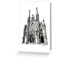 Cathedral of Saint Paul, Birmingham AL Greeting Card
