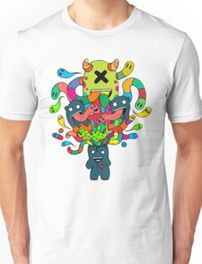 Monster Brains Unisex T-Shirt