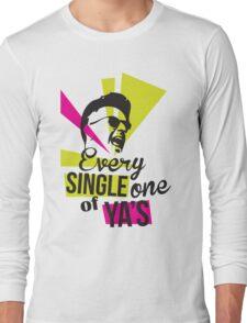 Courteeners Tee Long Sleeve T-Shirt
