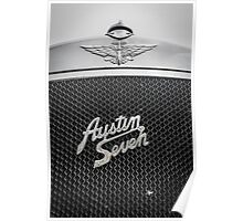 Austin Seven Fly Catcher Poster
