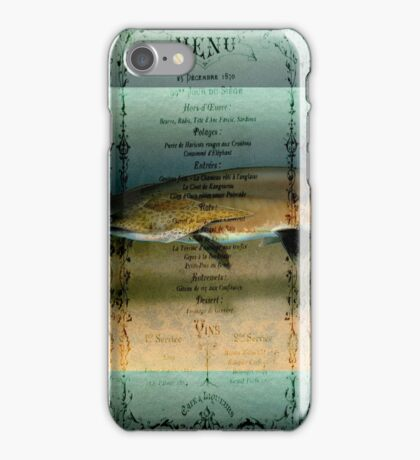 Today's Special iPhone Case/Skin