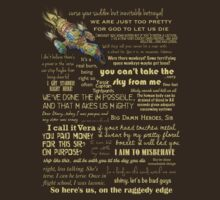 Firefly quotes by Amberdreams