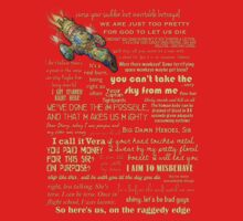 Firefly quotes Kids Tee