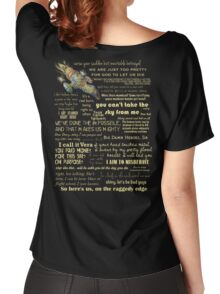 Firefly quotes Women's Relaxed Fit T-Shirt
