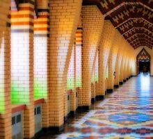 Hallway by PhotosByHealy