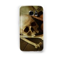 Still life with bones and onions Samsung Galaxy Case/Skin